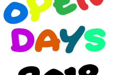 Open day: le date ufficiali!