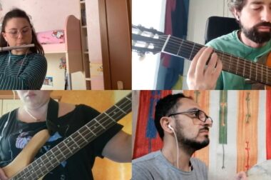Musica a distanza